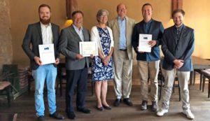 Der Lions Club Saarschleife plant ein 3-D-Blindtastmodell für sehbehinderte Menschen an der Saarschleife. Ein neuer Vorstand wurde gewählt.